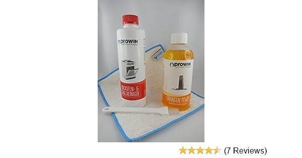 Prowin backofenreiniger 500 ml inkl pinsel orangen power 500 ml