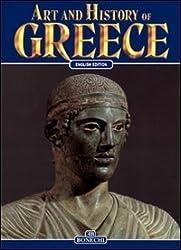 Art and History of Greece (Bonechi Art and History Series) by Mario Iozzi (2001-03-03)