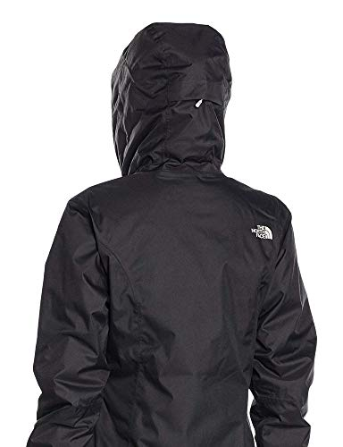 The North Face Damen W QUEST INSULATED JACKET Thermojacke W QUEST INSULATED JACKET, Schwarz (Tnf Black), M - 6