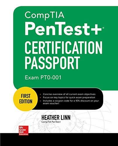CompTIA PenTest+ Certification Passport (Exam PT0-001) (English Edition)