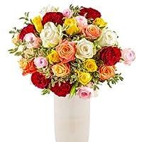 Monceau Fleurs - Bouquet - Joie multicolore