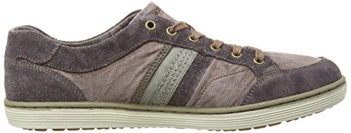 Skechers - Sorino, Scarpe stringate basse oxford Uomo Marrone (Marrone (Brown))