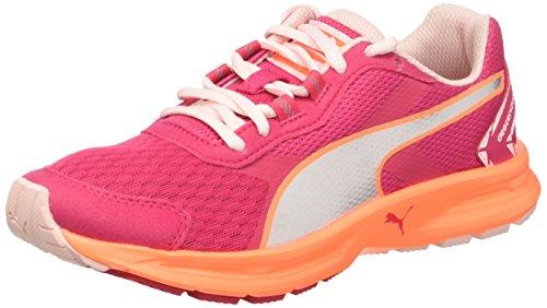 Puma Descendant v3 Unisex-Kinder Sneakers Pink (rose red-puma silver 07)