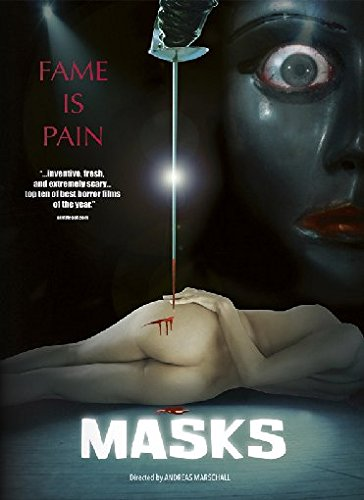 Masks - Mediabook  (+ DVD) [Blu-ray] [Limited Collector's Edition]