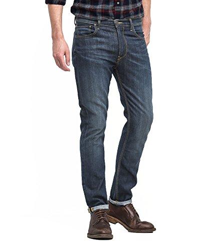 Lee denim jeans homme bleu Fast Blue