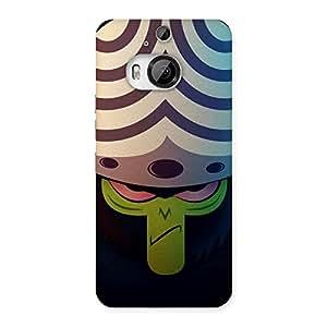 Gorgeous Premier Moj Multicolor Back Case Cover for HTC One M9 Plus