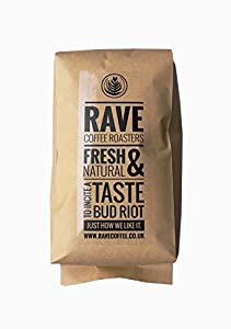 Rave Coffee Signature Blend Award Winning Fresh Roasted Coffee Beans 1 Kg