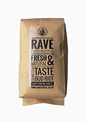 Rave Coffee - Seasonal Kenyan - Fresh Roasted Coffee Beans - 1kg - Whole Bean from Rave Coffee