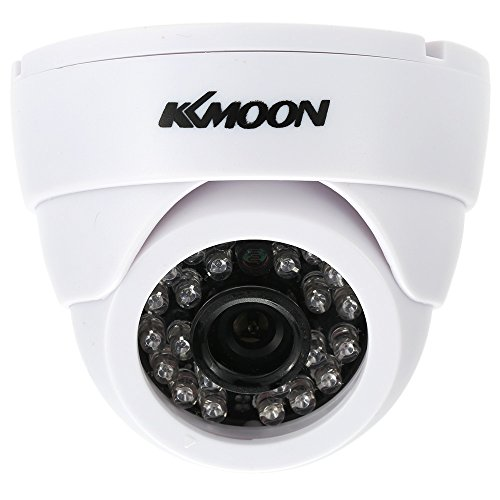 KKmoon HD 1200TVL Cámara Vigilancia Domo 1/3