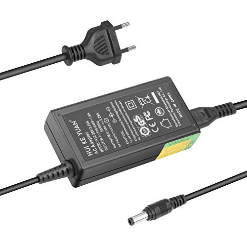 TÜV GS HKY 65W 20V 3,25A Netzteil Ladekabel Ladegerät für Zebra Eltron Drucker LP 2844 LP2844 LP2042 TLP3844-Z, Lenovo Ideapad G485; S100c S110 S200 S205s S400U S405 S410 S410p S415 Laptop AC Adapter -