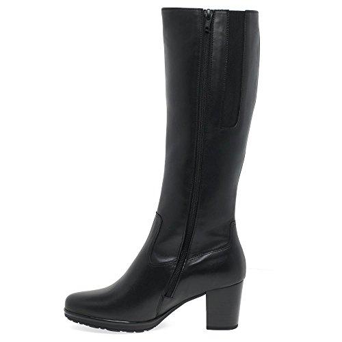 Gabor Shoes Gabor Basic, Stivali Donna Nero (27 Schwarz)