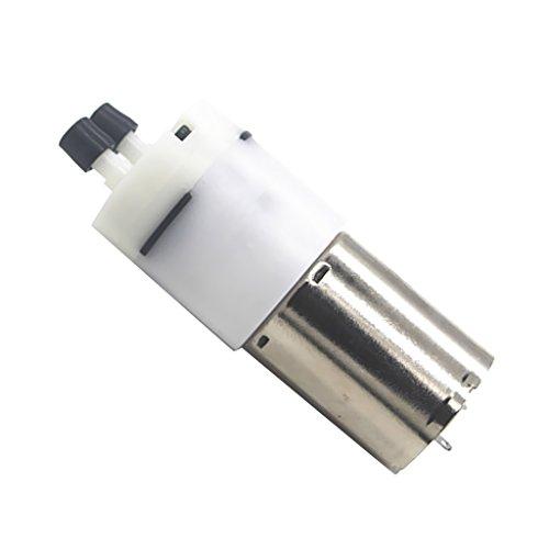 Sharplace 12V DC Vakuum Aquariumpumpe Membran Aquarium Luftpumpen Wasserpumpen Sauerstoffpumpe Teichpumpe Luftpumpe