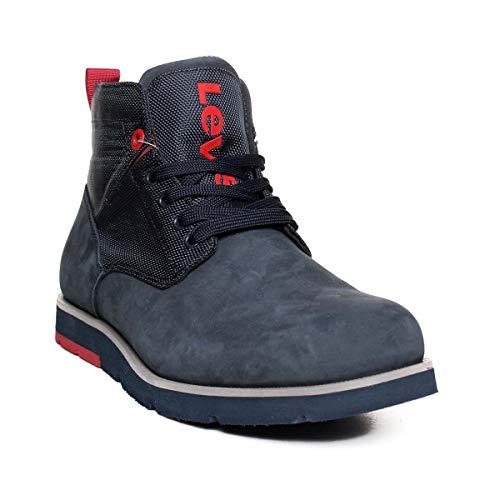 Botas para Hombre, Color Azul, Marca LEVI'S, Modelo Botas para Hombre LEVI'S Jax Light Azul