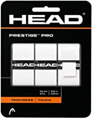 Head Prestige Pro Overwrap - Grip, color blanco
