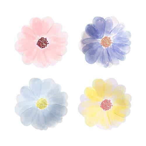 Meri Meri Flower Garden Kleine Teller Flower Garden Teller