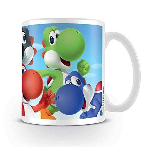 Taza Nintendo Super Mario Bros. - Yoshi