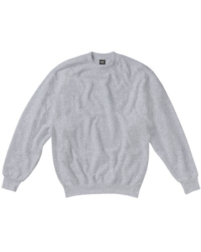 SG Kid's Crew Neck Sweatshirt Light Oxford 3 to 4