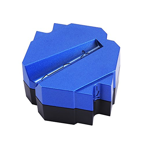 Zalava Magnetisierer/Entmagnetisierer für Schraubenzieher, Bits und kleine magnetische Werkzeuge