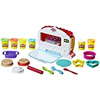 Play-Doh Lot de Creations four magique de cuisine