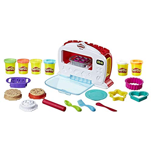 Play-Doh Magic Oven, Color Not Applicable (Hasbro B9740EU4)