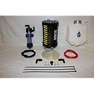 HHO KIT DC-4000 ENGINES<2000cc DRY CELL HYDROGEN 100% INOX 316L