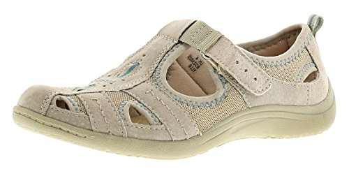 Earth Spirit Neu Damen/Damen Grau Wichita Freizeit/Sportlich Schuhe Grau - UK Größen 3-9 - Grau, 39 (Spirit Earth Schuhe)