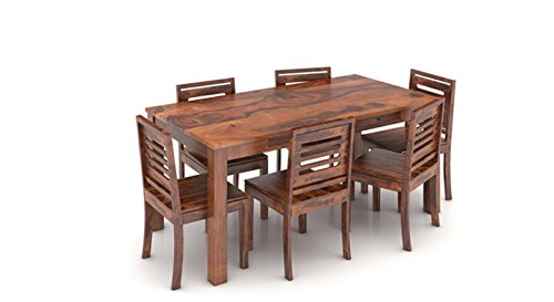 SNG SOLID WOODEN Dining Set