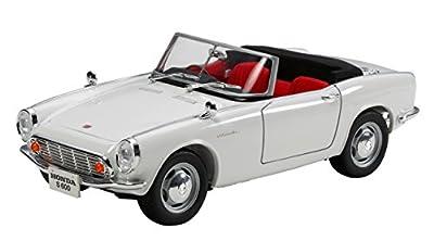 Dickie - Tamiya 300024340 - Plastikmodellbau 1:24 Honda S600 Cabrio Hardtop von Dickie - Tamiya