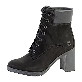 Timberland Women's Allington 6in Lace Up (Wide Fit) High Boots 18