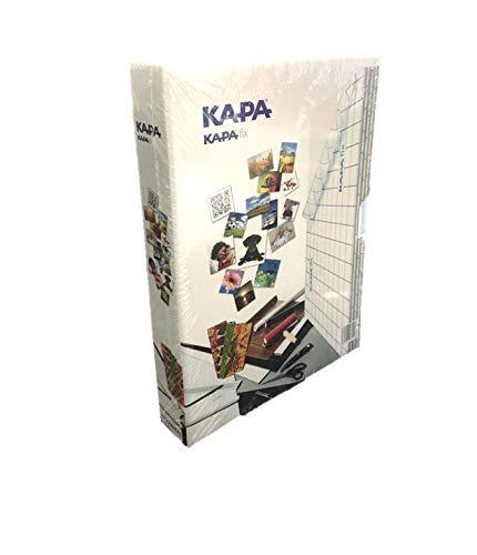 pappenwelt.de KAPA fix 1-seitig selbstklebend 5 mm DIN A4 8 Platten (1 Box)