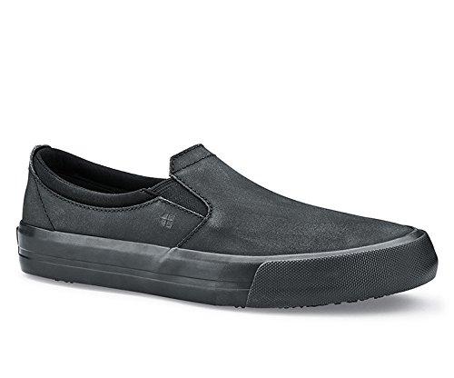 Chaussures pour Crews 36106–36/3 Style Ollie II antidérapant pour femme décontracté Baskets, taille 3, Noir