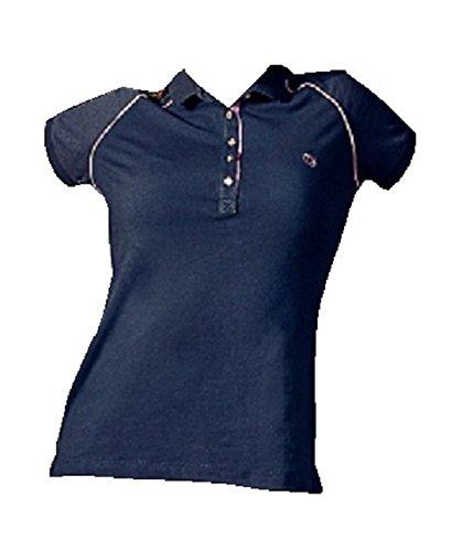 Dublin Keller Polo - Ladies Short Sleeve Show Eventing Pony Horse Riding Shirt
