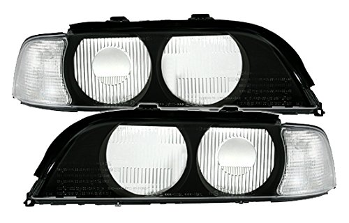 Depo Frontblinker Set Weiß nur für Xenon Blinker