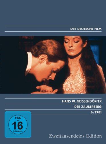 Bild von Der Zauberberg - Zweitausendeins Edition Deutscher Film 6/1981
