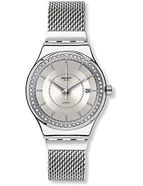 Swatch Unisex Erwachsene-Armbanduhr YIS406GA