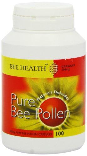 Bee Health Pollen 500mg 100 Kapseln