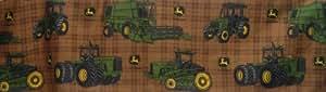 John Deere literie traditionnelle tracteur et lit, Plaid Collection complète