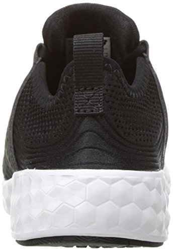 New Balance Kjcrzpkg, Chaussures de Fitness Mixte Adulte Noir (Black/white)
