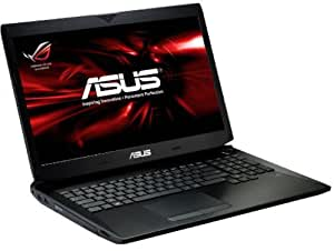 Asus G750JS-T4106H 43,9 cm (17,3 Zoll) Notebook (Intel Core i7 4700HQ, 2,4GHz, 16GB RAM, 1,5TB HDD, 3GB, NVIDIA GF GTX 870M, Win 8) schwarz