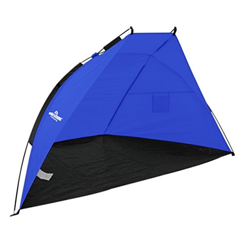 41sK4wOr9VL. SS500  - Milestone Camping Beach Shelter with UV 50+ Resistance Ideal for Beach, Garden and Fishing