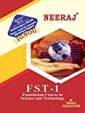FST1-Foundation course in science and technology-Guide & Question Bank by Expert panel of neeraj Publications-2018 edition (English Medium)