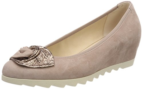 Gabor Shoes Gabor Jollys, Mules para Mujer, Beige (Muschel), 40.5 EU