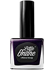 Little Ondine Natural Nail Polish, Plum Gorgeous 10.5 ml