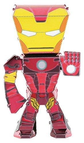 Metall Earth mem002Marvel Ironman Metall Modell