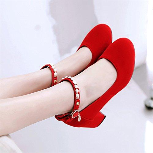 Wuyulunbi @ Chaussures À Talon Haut De Gueules