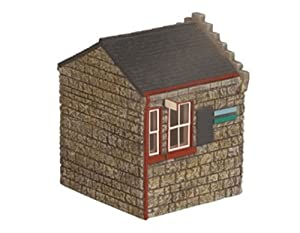 Hornby 00 Gauge North Eastern Railway Booking Office Model