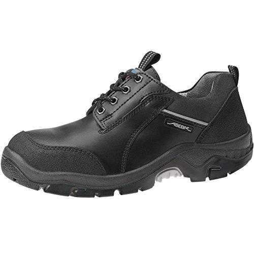 Abeba 2256-51 Anatom Chaussures de sécurité bas Taille 51 Noir