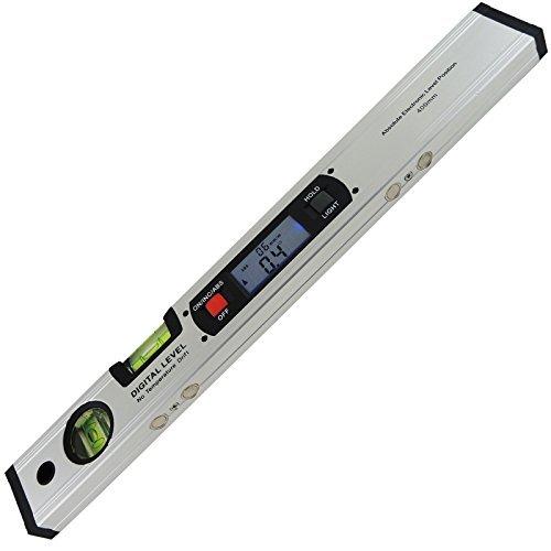 Preisvergleich Produktbild Winkelsucher Werkzeugmesser Digital mit Stufe und Magnete