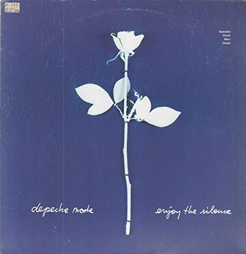 Enjoy the silence (Quad: Final Mix, US) [Vinyl Single] Mode-quad
