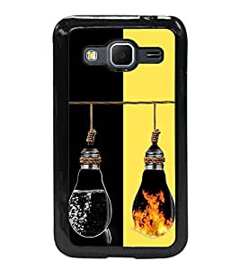 Fuson 2D Printed Designer back case cover for Samsung Galaxy Core Prime - D4588